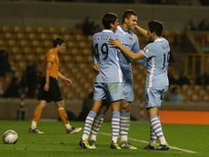 Эпизод матча «Манчестер Сити» — «Вулверхэмптон»