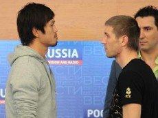Дмитрий Пирог и Нобухиро Ишида