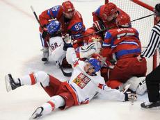 Россия - фаворит хоккейного противостояния с Чехией