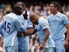Победив в матче с «КПР» 38 тура АПЛ, «Манчестер Сити» выиграет первый титул чемпиона Англии за 44 года