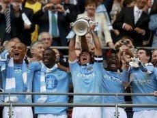 Сенсационно «Манчестер Сити» становятся чемпионами Англии сезона 2011/2012