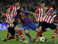 Шансы клуба из «Бильбао» в финале Копа дель Рей против «Барселона» мизерны