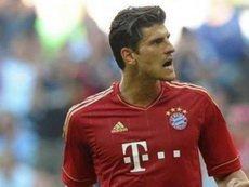 Марио Гомес - фаворит букмекеров на звание лучшего голеадора Евро-2012