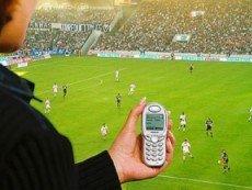 Ставки с помощью мобильных устройств становятся все более популярны