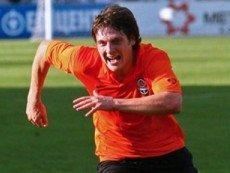 Нападающий Евгений Селезнев забил в ворота 'Металлурга' один гол в семи матчах