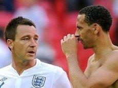 Из-за конфликта двух ведущих защитников англичане могут понести кадровые потери