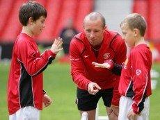 Футбольная школа «Манчестер Юнайтед» откроет тренировочный лагерь в Гонконге