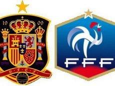 Испания-Франция. После матча