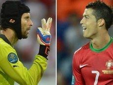 Чехия-Португалия. После матча