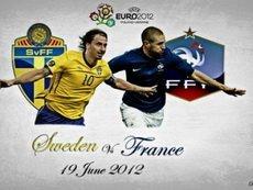 Швеция-Франция. После матча