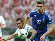 На победу сборной Греции по футболу на Евро-2012 стали делать ставки, говорят в William Hill