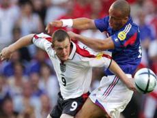 Франция-Англия 1:1. После матча