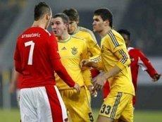 Сборная Украины по футболу считается фаворитом в товарищеском матче с Австрией