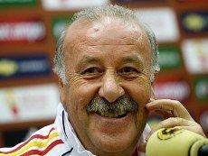 Дель Боске уверил журналистов, что договорной матч на счет 2-2 сборная Испании играть с хорватами не будет