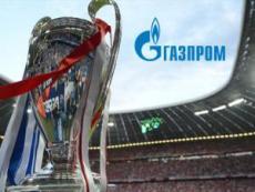 Российский «Газпром» стал спонсором Лиги Чемпионов УЕФА