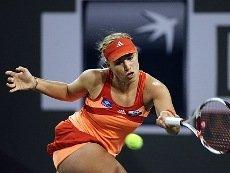 Несмотря на отставание в рейтинге WTA, Анжелика Кербер – фаворитка матча с 3-ей сеяной Радванской на Уимблдоне