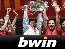 Bwin будет спонсировать 'Манчестер Юнайтед'