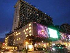 Одно из казино в Маниле