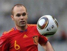 Жюри УЕФА назвало Андреса Иньесту лучшим игроком Евро-2012, коэффициент для этого события равнялся 3.50 у William Hill накануне финального матча Евро-2012