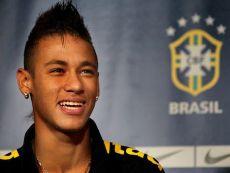 Неймар определен в нападающие сборной Бразилии по футболу на Олимпиаде в Лондоне