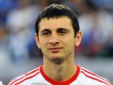 Алан Дзагоев - самый подорожавший игрок по итогам Евро-2012