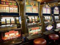 Внутри казино