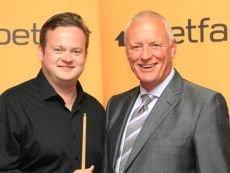 Betfair заключила новый спонсорский контракт с World Snooker