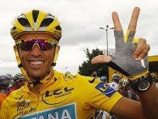 Букмекеры обещают победу на «Вуэльте Испании» Альберто Контадору