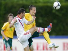 FIFA лишила официального статуса матч сборных России и Латвии