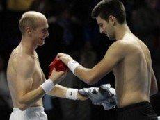 Букмекеры оставляют Давыденко немного шансов в матче с Джоковичем