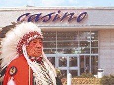 Владельцы индейских казино пересмотрели свое отношение к Интернету