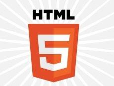 Эмблема HTML5