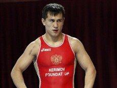 Российский борец Роман Власов