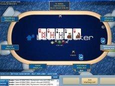 Скриншот покерной игры от Betfair