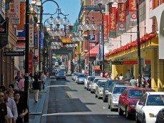 Китайский квартал в Мельбурне