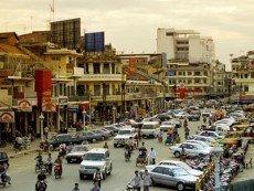В столице Камбоджи Пномпене