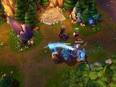 Скриншот игры League of Legends