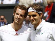 Букмекеры высоко оценили шансы Маррея обыграть Федерера, но он все-таки выйдет на корт в роли аутсайдера