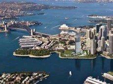 Проект нового микрорайона в Сиднее