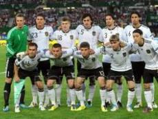 Германия - фаворит группы