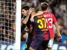 Букмекеры оставляют «Спартаку» крайне мало шансов обыграть основной состав «Барселоны»