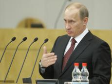Путин внесет в Госдуму РФ проект закона о договорных матчах