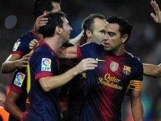 Даже после проигрыша «Селтику», «Барселона» вне опасности
