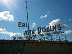 Рекламная конструкция Batavia-downs.com