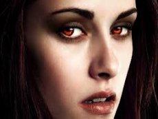 «Вампирский прищур» Кристен Стюарт