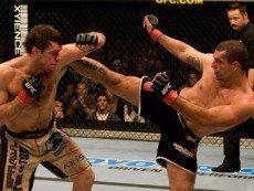 Эпизод MMA-поединка