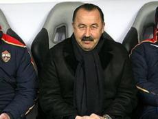 Валерий Газзаев стал главным тренером «Алании»