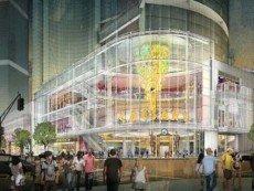 Фрагмент одного из проектов казино в Торонто