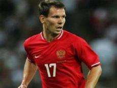 Зырянов завершил карьеру в сборной России