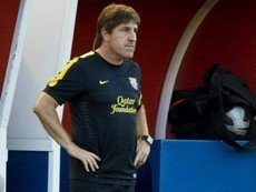 У «Барселоны» временно сменился главный тренер